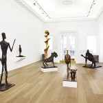 Galerie Perrotin, Madison Av. Germaine Richier Germaine RICHIER-1