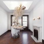 Marianne Boesky Gallery 64th St Diana Al-Hadid Regarding Medardo Rosso-1