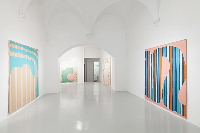 Galleria Continua San Gimignano Daniel Buren 1