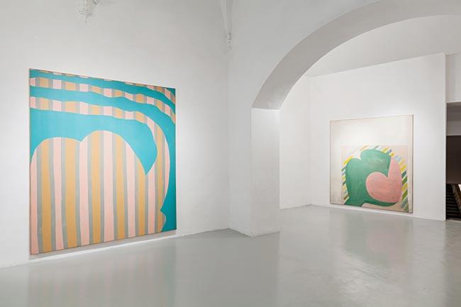 Galleria Continua San Gimignano Daniel Buren 2