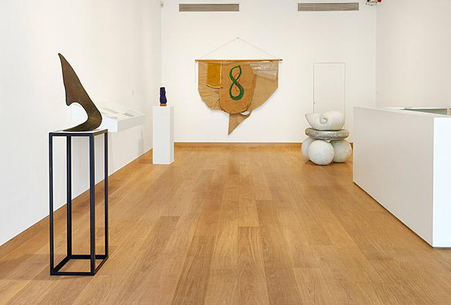 Waddington Custot Galleries Barry Flanagan 3