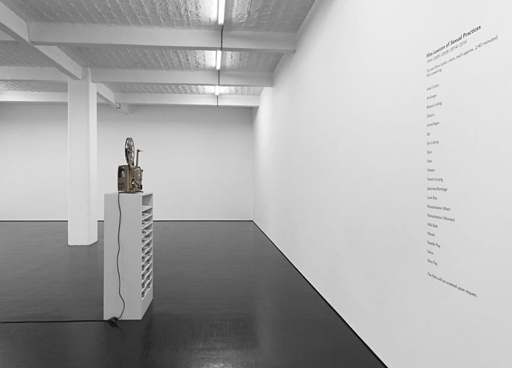 Galerie Barbara Weiss Maria Eichhorn 2