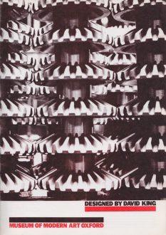 From GalleriesNow.net - David King: Designs for Oxford (1979-1985) @Modern Art Oxford, Oxford