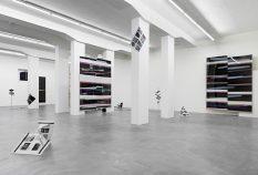 From GalleriesNow.net - Walead Beshty: Automat @Galerie Eva Presenhuber, Löwenbräu Areal, Zürich