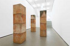 From GalleriesNow.net - Bosco Sodi: Cubes @Galerie EIGEN + ART, Berlin
