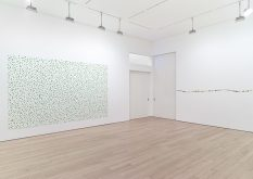 From GalleriesNow.net - Spencer Finch: My business is circumference @James Cohan Gallery, New York Chelsea