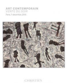 From GalleriesNow.net - Art Contemporain Vente du soir @Christie's Paris, Paris
