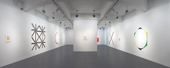 From GalleriesNow.net - Baudevin | Baum | Dafflon | Decrauzat | Thurman @Galerie Nikolaus Ruzicska, Salzburg