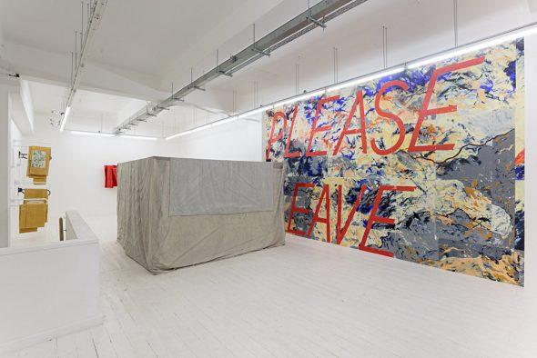 From GalleriesNow.net - Strike Site @Pi Artworks London, London West End