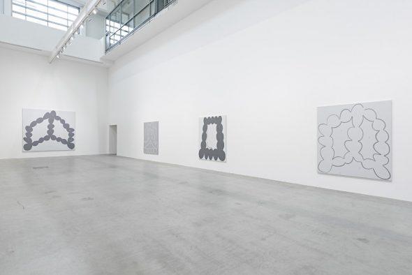 From GalleriesNow.net - Amy Feldman: Breath Myth @Blain|Southern, Potsdamer Str., Berlin