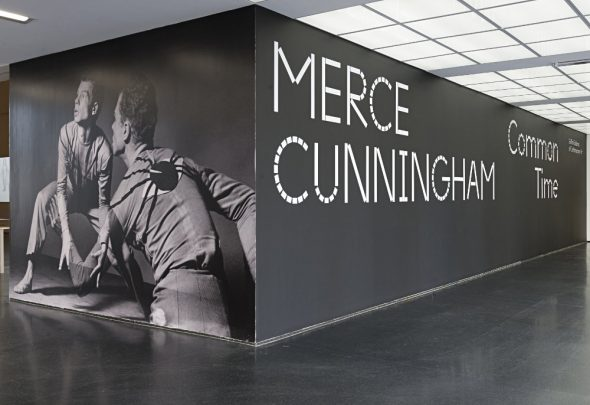 From GalleriesNow.net - Merce Cunningham: Common Time @MCA Chicago, Chicago