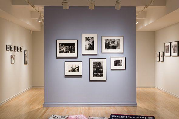 From GalleriesNow.net - Speech @Pace MacGill Gallery, 57th St, New York