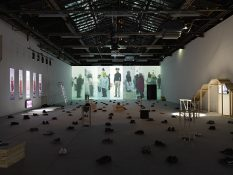 From GalleriesNow.net - Taro Izumi: Pan @Palais de Tokyo, Paris