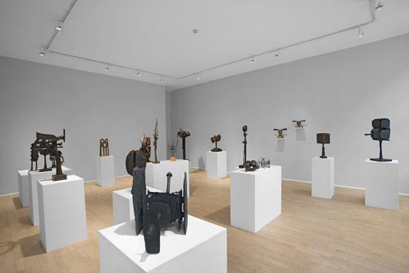 From GalleriesNow.net - Shinkichi Tajiri @The Mayor Gallery, London West End