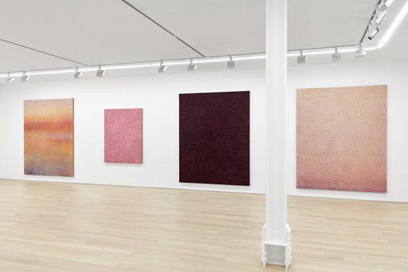 From GalleriesNow.net - Jennifer Guidi: San Fernando @Almine Rech Gallery New York, New York Upper East Side