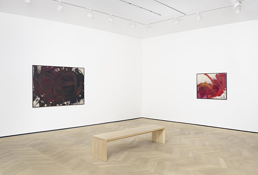 Levy Gorvy London Kazuo Shiraga 3