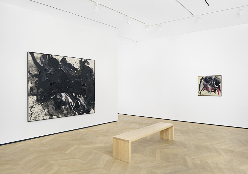 Levy Gorvy London Kazuo Shiraga 4
