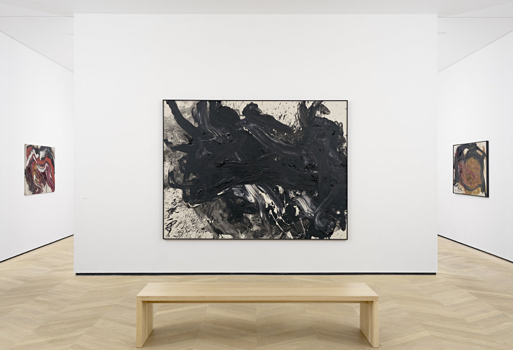 Levy Gorvy London Kazuo Shiraga 5