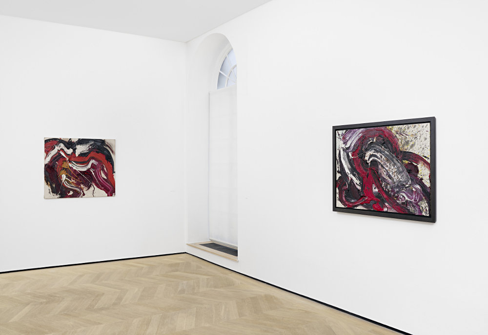 Levy Gorvy London Kazuo Shiraga 6