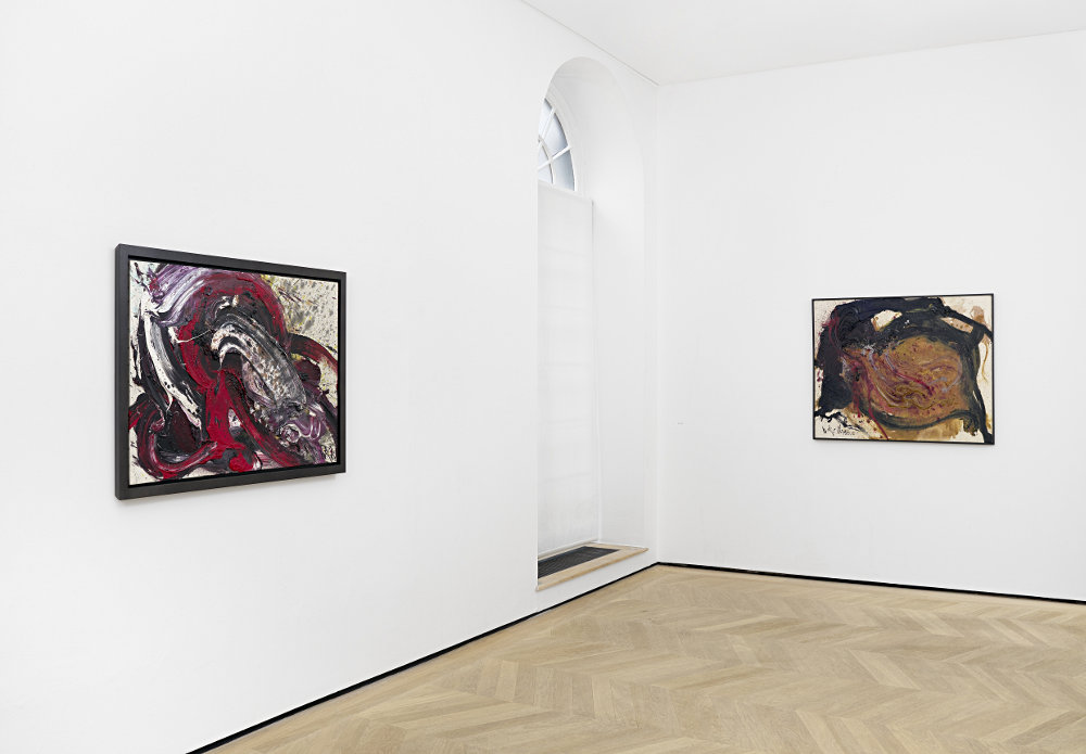 Levy Gorvy London Kazuo Shiraga 7