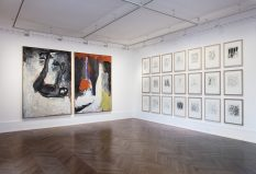 From GalleriesNow.net - Georg Baselitz: 1977-1992 @Michael Werner Gallery, Mayfair, London