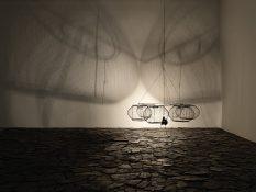 From GalleriesNow.net - Emmanuel Saulnier: Black Dancing @Palais de Tokyo, Paris