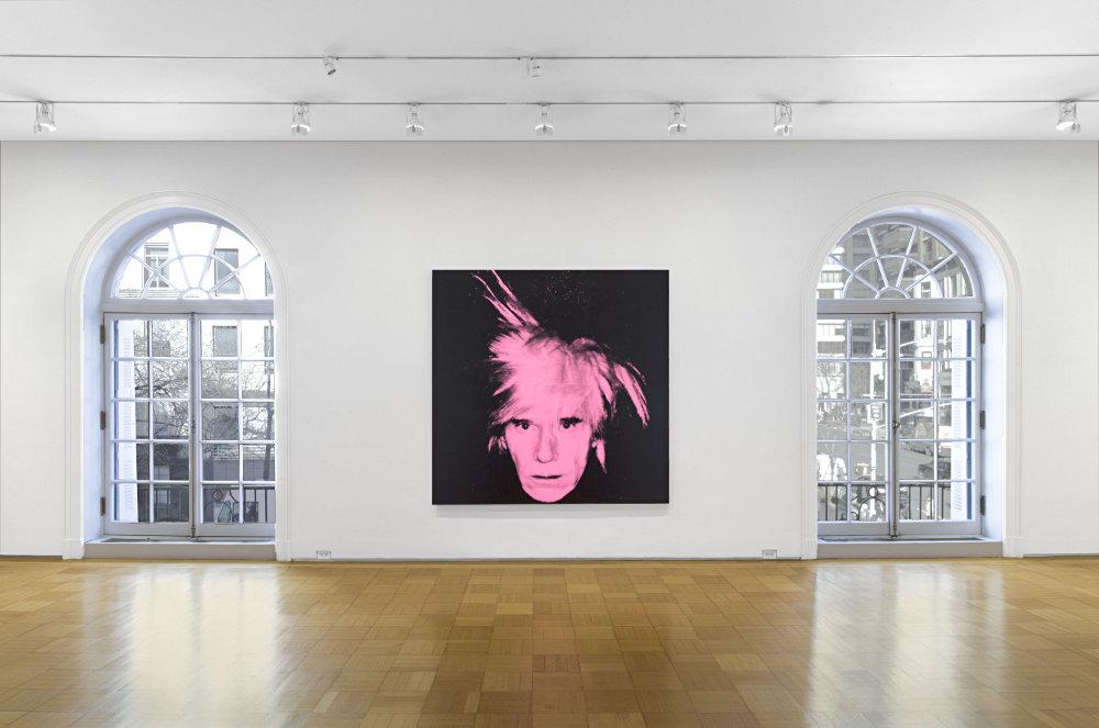 Skarstedt Andy Warhol 2