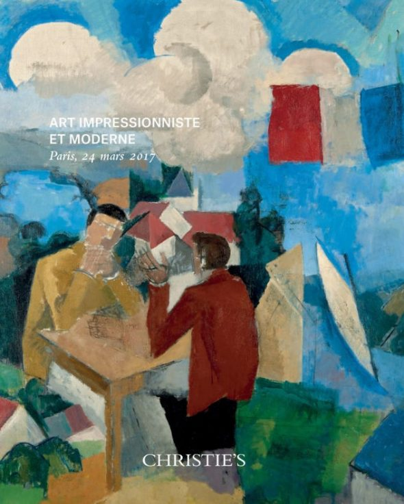 From GalleriesNow.net - Art Impressionniste et Moderne @Christie's Paris, Paris