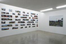 From GalleriesNow.net - Bruno Serralongue: Chemins cherchés, chemins perdus, transgressions @Air de Paris, Paris
