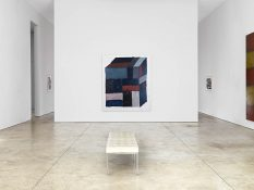 From GalleriesNow.net - Sean Scully: Wall of Light Cubed @Cheim & Read, New York