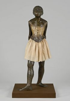 From GalleriesNow.net - Degas: Little Dancer Rediscovered @Stair Sainty, London