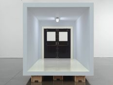 From GalleriesNow.net - Robert Therrien @Gagosian West 24th St, New York Chelsea