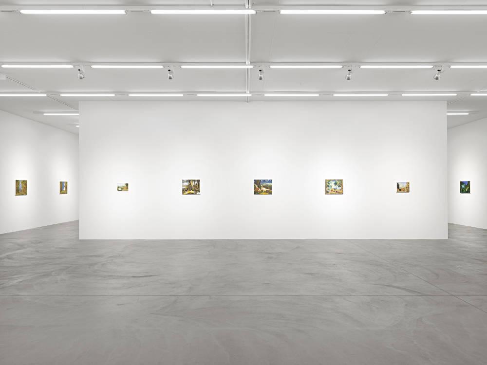 Galerie Eva Presenhuber Lowenbrau Karen Kilimnik 2