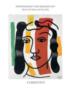 From GalleriesNow.net - Impressionist & Modern Art Day Sale @Christie's New York, New York
