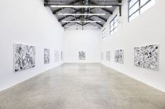 From GalleriesNow.net - Jim Shaw @Massimo De Carlo, Milan, Milan