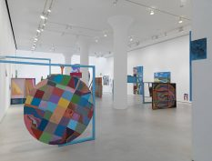 From GalleriesNow.net - Chris Johanson: Possibilities @Mitchell-Innes & Nash, 26th St, New York