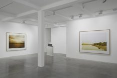 From GalleriesNow.net - Elger Esser: Morgenland @Parasol unit foundation for contemporary art, London