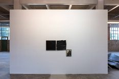 From GalleriesNow.net - Steven Parrino: Dancing on Graves @The Power Station, Dallas