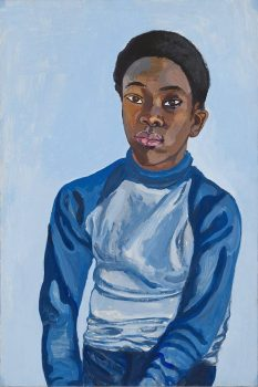 From GalleriesNow.net - Alice Neel, Uptown @Victoria Miro, London