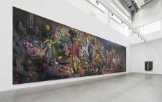 From GalleriesNow.net - Jonas Burgert: ZEITLAICH @Blain|Southern, Potsdamer Str., Berlin