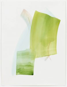 From GalleriesNow.net - Henrik Eiben: When the Wind Sings. New Watercolors @Galerie Nikolaus Ruzicska, Salzburg