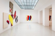 From GalleriesNow.net - James English Leary: The Bursting Grape @Galerie Lisa Kandlhofer, Vienna