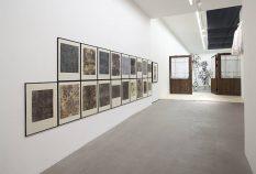 From GalleriesNow.net - Jean Dubuffet - Fabrice Hyber: hyberDUBUFFET @Galerie Nathalie Obadia, r. du Bourg-Tibourg, Paris