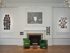 From GalleriesNow.net - Gilbert & George: Drinking Pieces & Video Sculpture 1972-73 @Galerie Thaddaeus Ropac, London, London