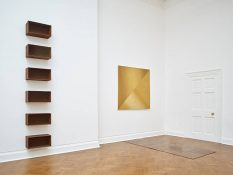 From GalleriesNow.net - Minimal Art from the Marzona Collection @Galerie Thaddaeus Ropac, London, London