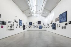 From GalleriesNow.net - Sturtevant: Undeniable Allusion @Galerie Thaddaeus Ropac, Marais, Paris