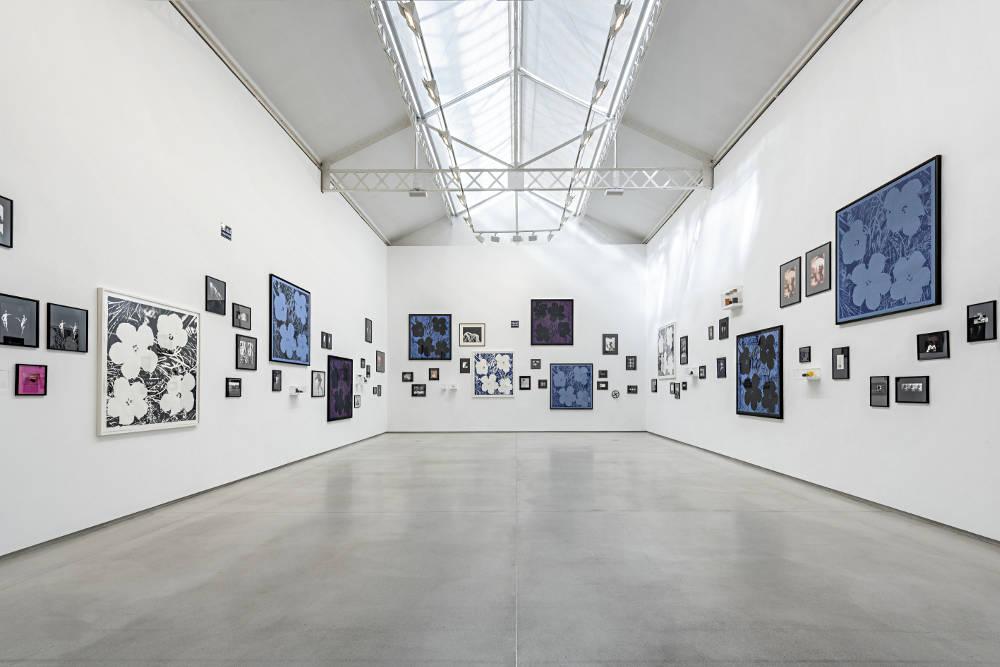 Galerie Thaddaeus Ropac Marais Sturtevant 1