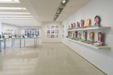 From GalleriesNow.net - A Year with Children 2017 @Guggenheim Museum, New York
