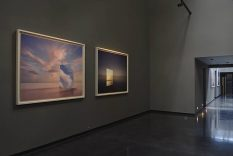 From GalleriesNow.net - Murray Fredericks: Salt: Vanity @Hamiltons, London