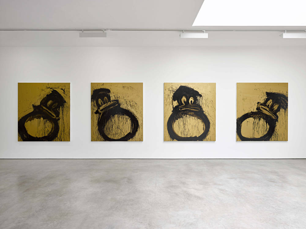 Lisson Gallery Joyce Pensato 3